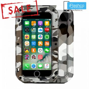 Чехол Love Mei Camo Series Desert для iPhone 7 Plus / 8 Plus