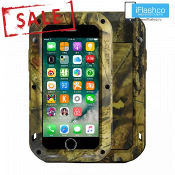 Чехол Love Mei Camo Series Jungle для iPhone 7/8/SE