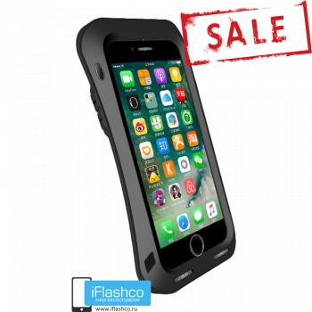 Чехол Love Mei Deff Cleave для iPhone 7/8/SE черный