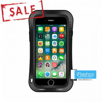 Чехол Love Mei Deff Cleave для iPhone 7 Plus / 8 Plus черный