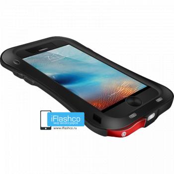 Чехол Love Mei Powerful Deff Cleave для iPhone 6 / 6s черный