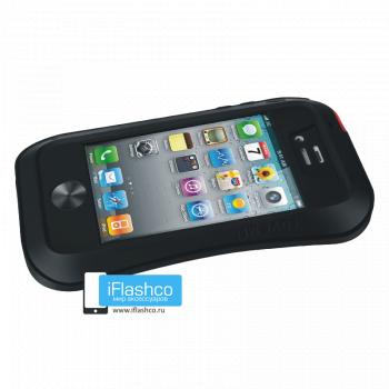 Чехол Love Mei Powerful для iPhone 4 / 4S черный