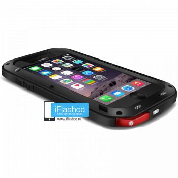 Чехол Love Mei Powerful для iPhone 6 / 6s черный
