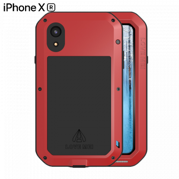 Чехол Love Mei Powerful для iPhone XR Red