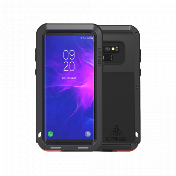 Чехол Love Mei Powerful для Samsung Galaxy Note 9 Black