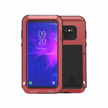 Чехол Love Mei Powerful для Samsung Galaxy Note 9 Red