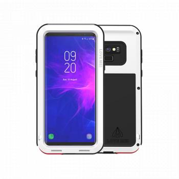 Чехол Love Mei Powerful для Samsung Galaxy Note 9 White