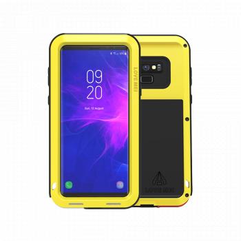 Чехол Love Mei Powerful для Samsung Galaxy Note 9 Yellow