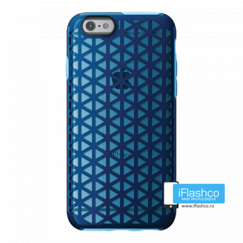 Чехол Lunatik Architek iPhone 6/6s Blue синий