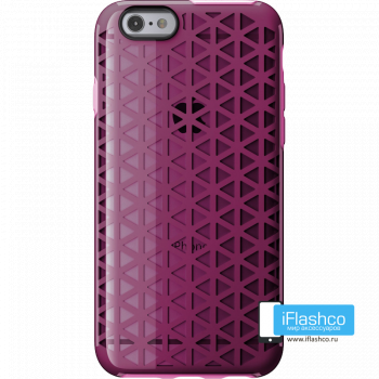 Чехол Lunatik Architek iPhone 6/6s Purple фиолетовый