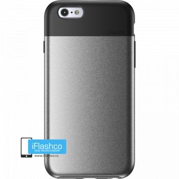 Чехол Lunatik Flak iPhone 6/6s Silver серебристый