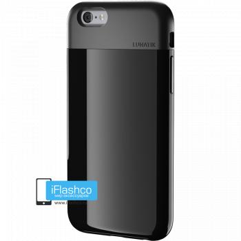 Чехол Lunatik Flak iPhone 6 Plus / 6s Plus Black черный