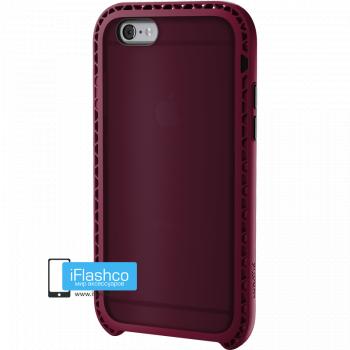 Чехол Lunatik Seismik iPhone 6/6s Dark Raspberry темно-малиновый