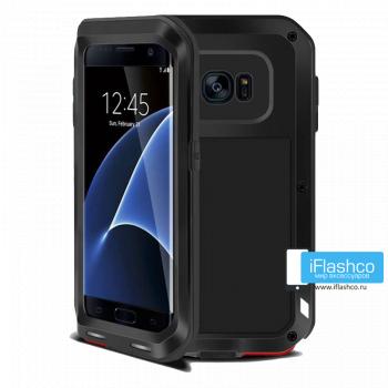 Чехол Lunatik Taktik Extreme для Samsung Galaxy S7 Edge черный