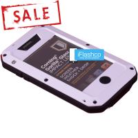 Чехол Lunatik Taktik Extreme iPhone 4 / 4S белый