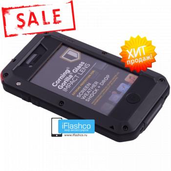 Чехол Lunatik Taktik Extreme iPhone 4 / 4S черный