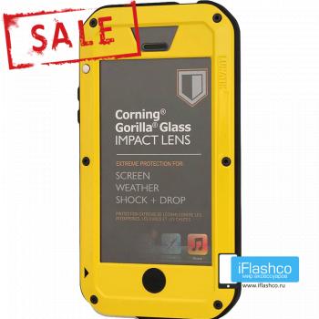 Чехол Lunatik Taktik Extreme iPhone 4 / 4S желтый