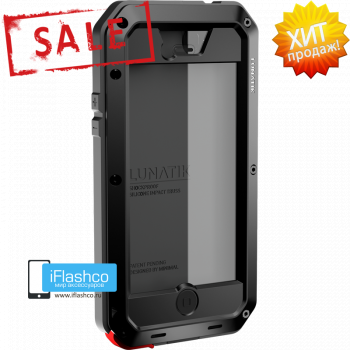 Чехол Lunatik Taktik Extreme iPhone 5 Black черный