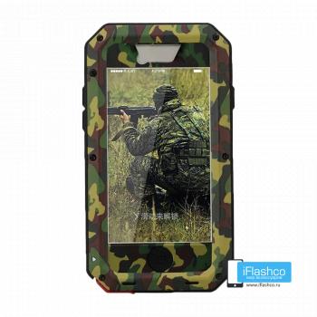 Чехол Lunatik Taktik Extreme iPhone 5 Camo камуфляж
