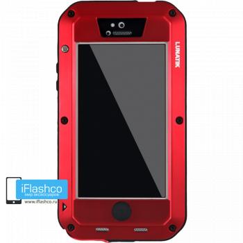 Чехол Lunatik Taktik Extreme iPhone 5 Red красный