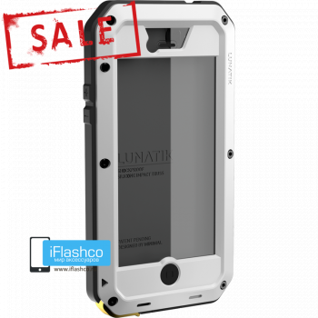 Чехол Lunatik Taktik Extreme iPhone 5 White белый