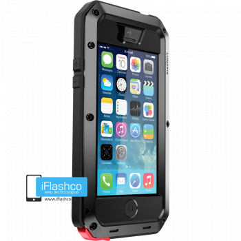 Чехол Lunatik Taktik Extreme iPhone 5C Black черный
