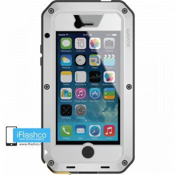 Чехол Lunatik Taktik Extreme iPhone 5C White белый