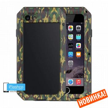Чехол Lunatik Taktik Extreme iPhone 5S / SE Camo камуфляж