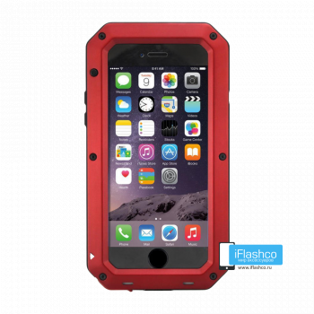 Чехол Lunatik Taktik Extreme iPhone 5S / SE Red красный