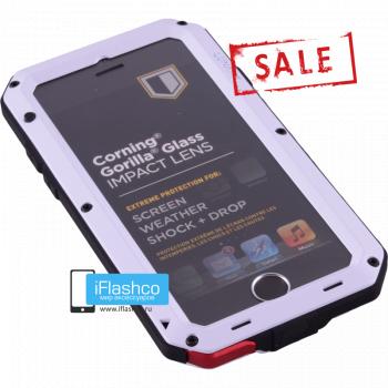 Чехол Lunatik Taktik Extreme iPhone 6/6s белый