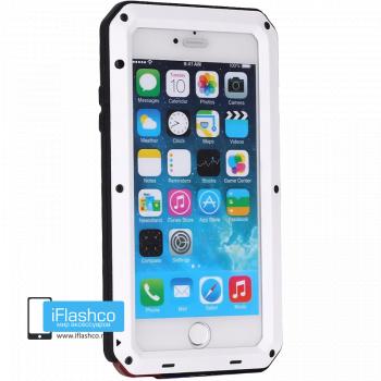 Чехол Lunatik Taktik Extreme iPhone 7/8/SE белый