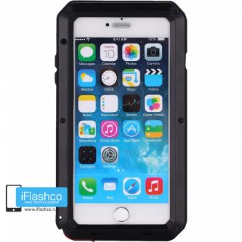 Чехол Lunatik Taktik Extreme iPhone 7/8/SE черный