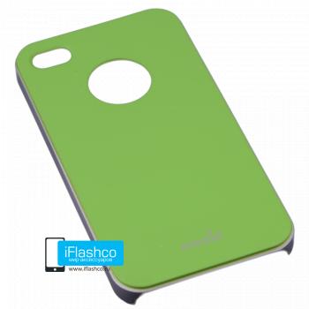 Чехол Moshi iGlaze Slim Case для iPhone 4 / 4S зеленый