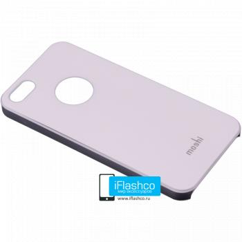Чехол Moshi iGlaze Slim Case для iPhone 5 / 5S белый