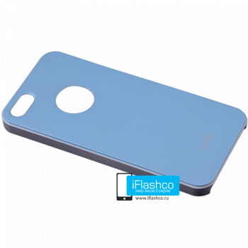 Чехол Moshi iGlaze Slim Case для iPhone 5 / 5S голубой