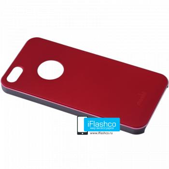 Чехол Moshi iGlaze Slim Case для iPhone 5 / 5S красный