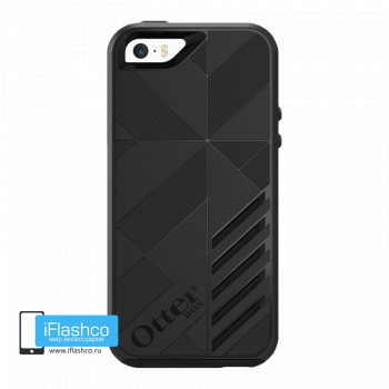 Чехол OtterBox Achiever iPhone 5 / 5s / SE Black