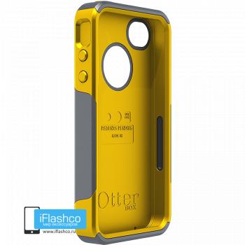 Чехол OtterBox Commuter для iPhone 4 / 4s Yellow желтый
