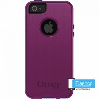 Чехол OtterBox Commuter для iPhone 5 / 5s / SE Boom фиолетовый