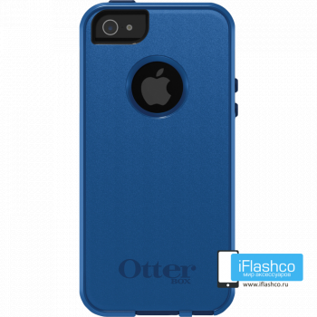 Чехол OtterBox Commuter для iPhone 5 / 5s / SE Night Sky синий