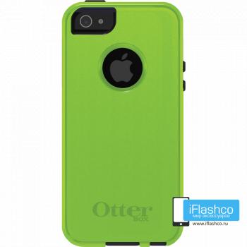 Чехол OtterBox Commuter для iPhone 5 / 5s / SE Punk зеленый