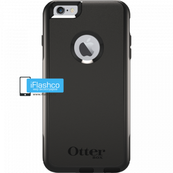 Чехол OtterBox Commuter для iPhone 6 Plus / 6s Plus Black черный