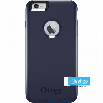 Чехол OtterBox Commuter для iPhone 6 Plus / 6s Plus Ink Blue синий
