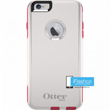 Чехол OtterBox Commuter для iPhone 6 Plus / 6s Plus Neon Rose розовый