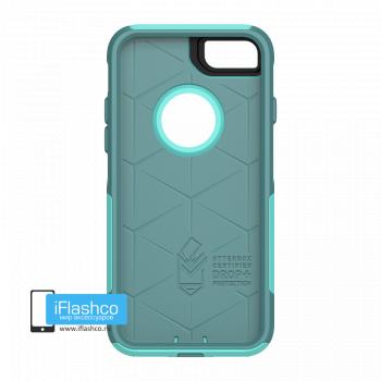 Чехол OtterBox Commuter для iPhone 7/8/SE Aqua Mint Way голубой