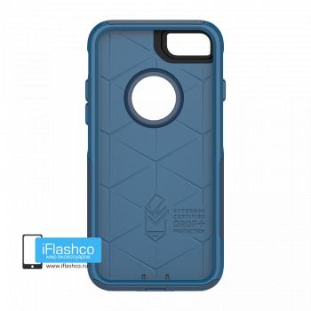 Чехол OtterBox Commuter для iPhone 7/8/SE Bespoke Way синий
