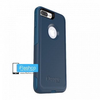Чехол OtterBox Commuter для iPhone 7 Plus / 8 Plus Bespoke Way синий