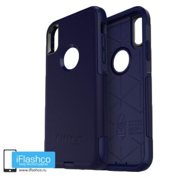 Чехол OtterBox Commuter для iPhone X/Xs Indigo Way