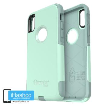 Чехол OtterBox Commuter для iPhone X/Xs Ocean Way