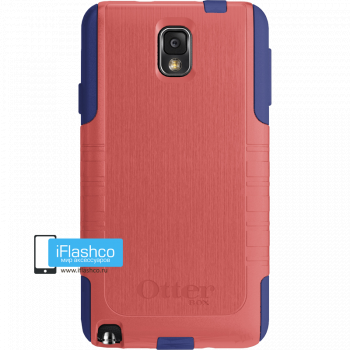 Чехол OtterBox Commuter для Samsung Galaxy Note 3 Berry красный